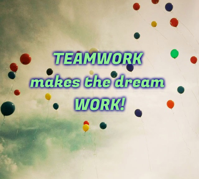 Motto for teamwork